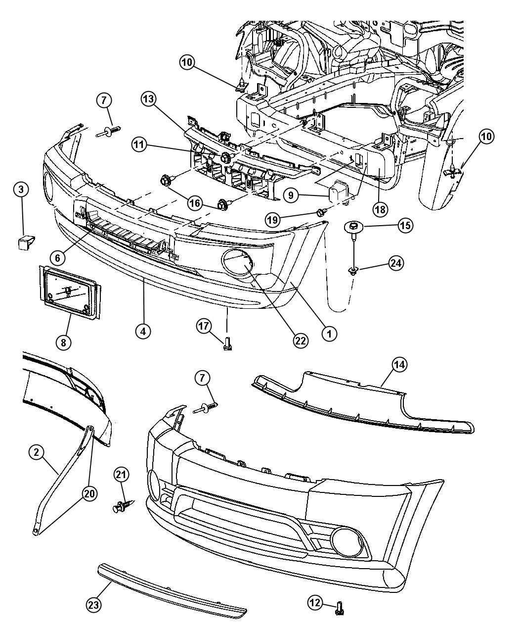Jeep Grand Cherokee Parts Diagram Jeep Cover Support