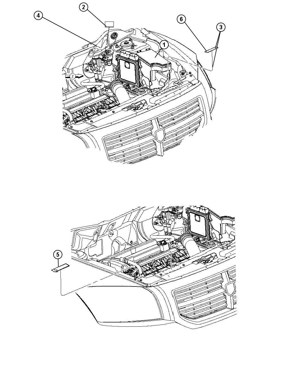 Jeep Patriot Label A C Spec Air Conditioning