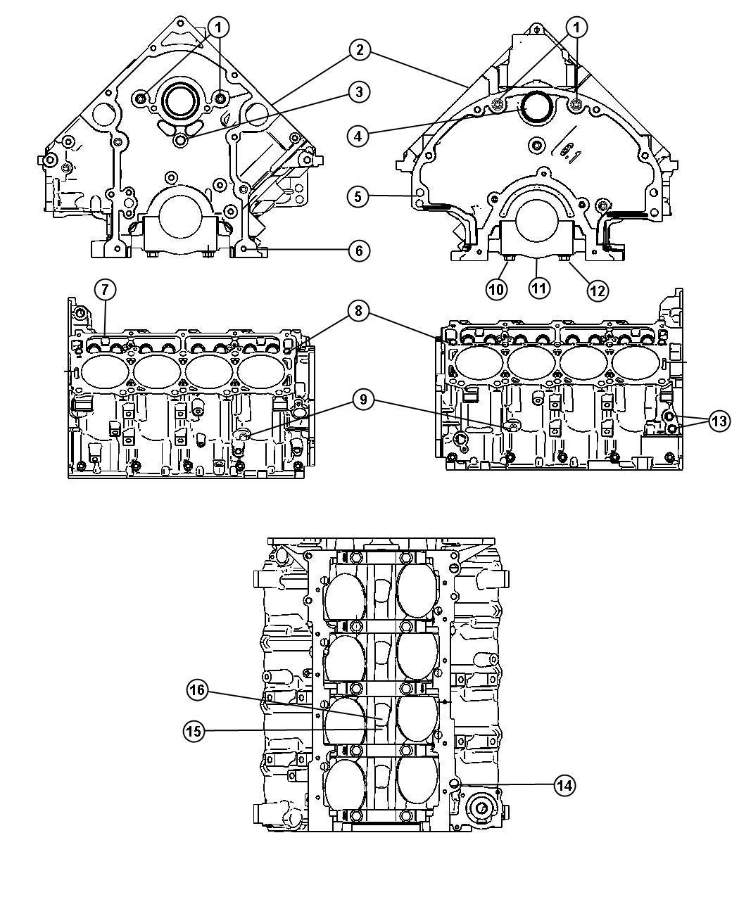 Ram Plug Cylinder Block Mds Solenoid Soleniod