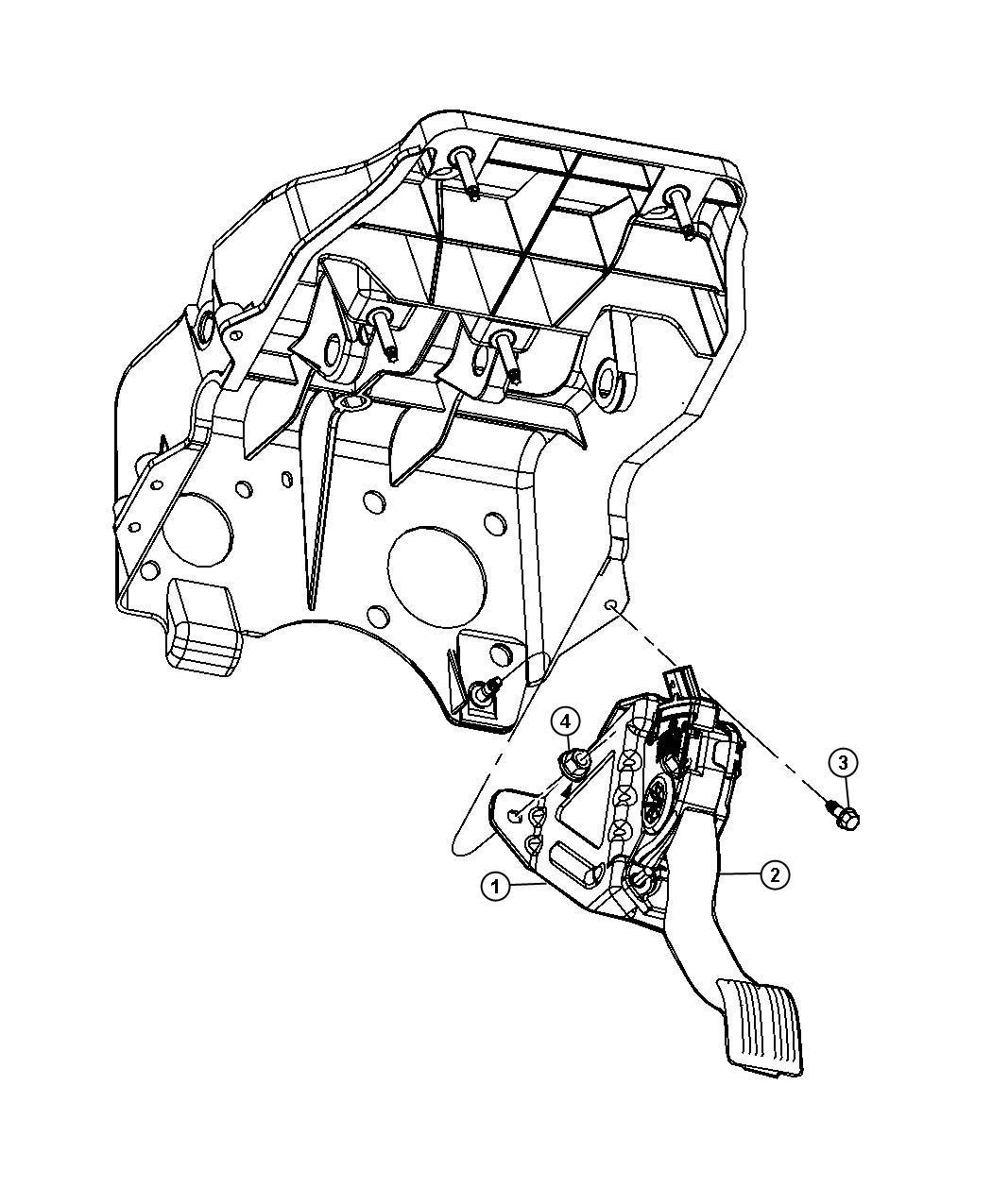 Dodge Ram Pedal Accelerator Apps