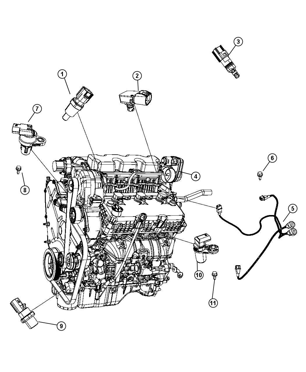 Dodge Journey Spark Plug Diagram, Dodge, Free Engine Image