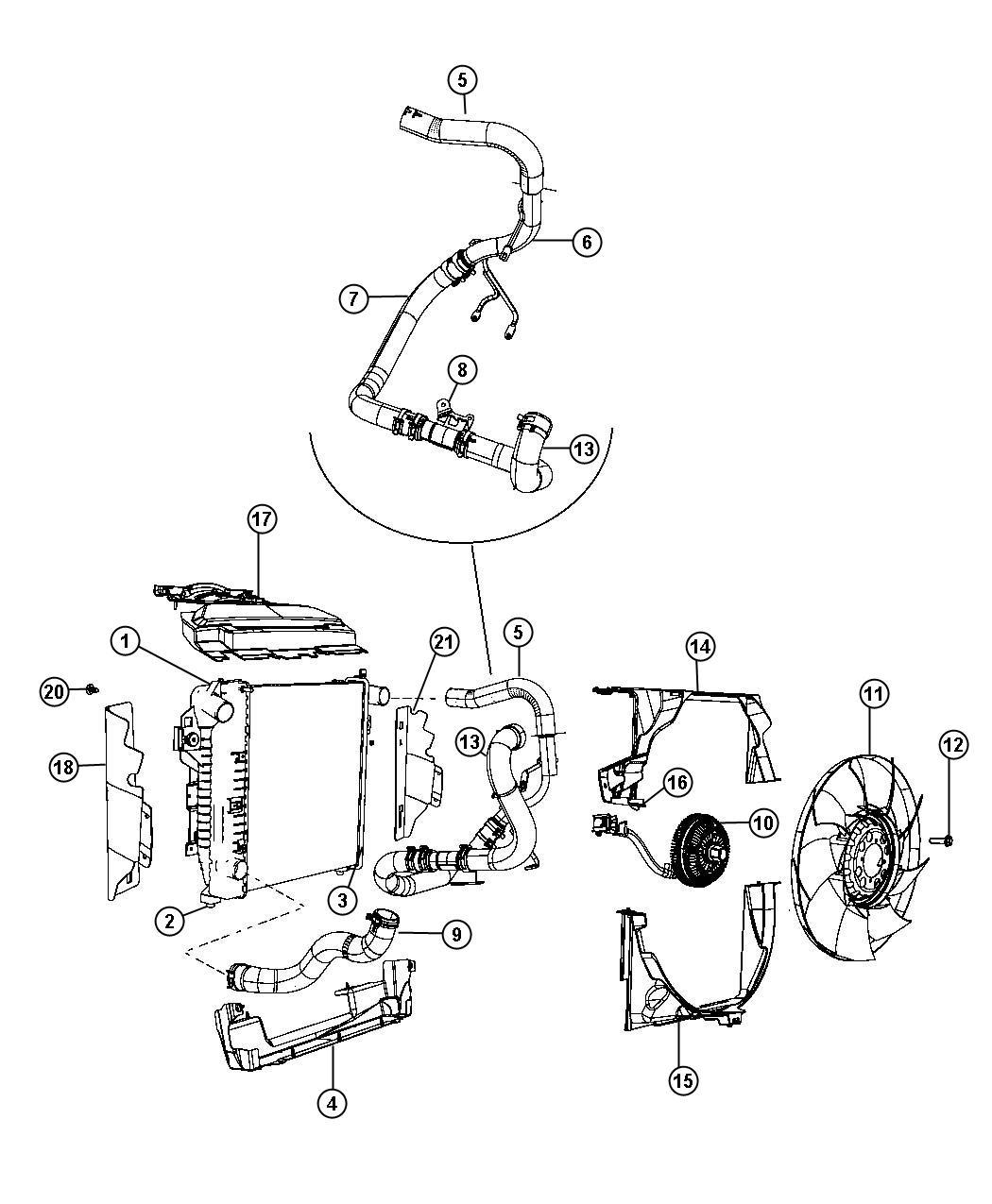 Chrysler Crossfire Bolt, screw. Mounting. Hex flange head