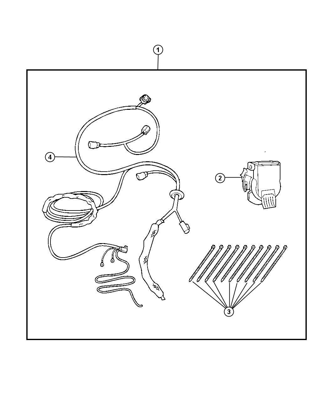 7 Way Blade Wiring Diagram