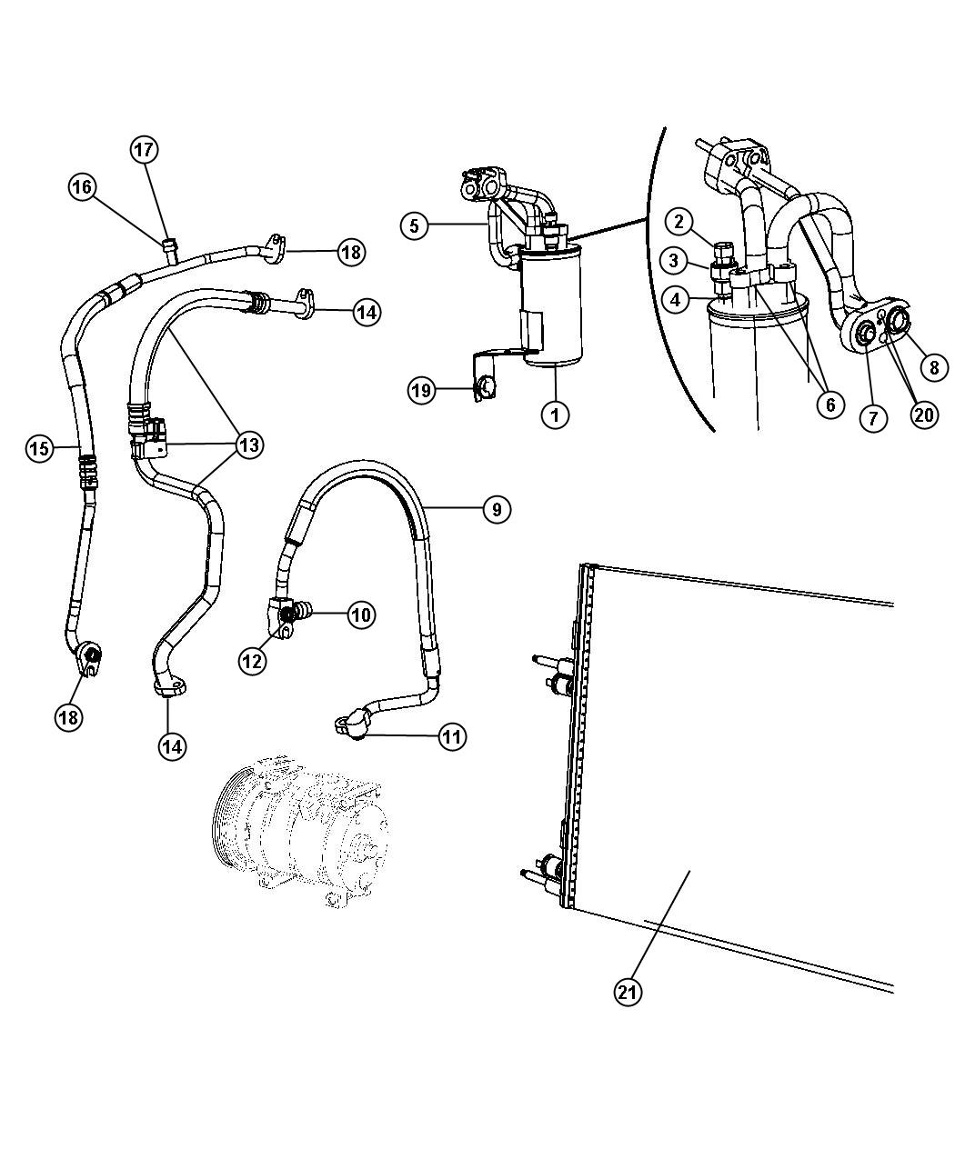 2008 chrysler town and country parts diagram u2013 chrysler