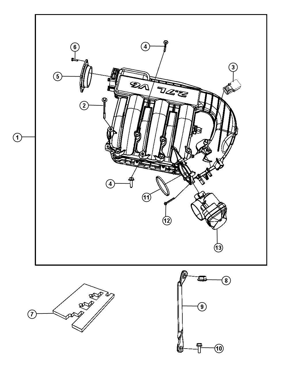 2000 Toyota Tundra Fuel Pump Resistor, 2000, Free Engine