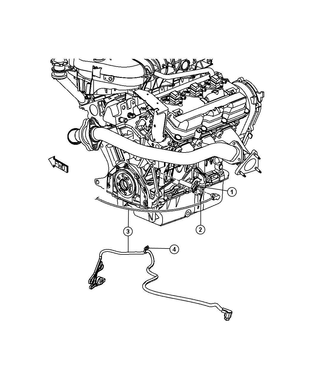 Dodge Sel Engine Block Heater, Dodge, Free Engine Image
