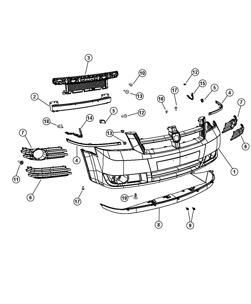 dodge grand caravan parts diagram blend pot wiring oem body online factory autos post