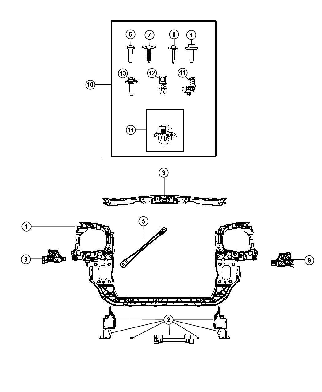 2010 Dodge Caravan Parts Diagram Exterior. Dodge. Auto