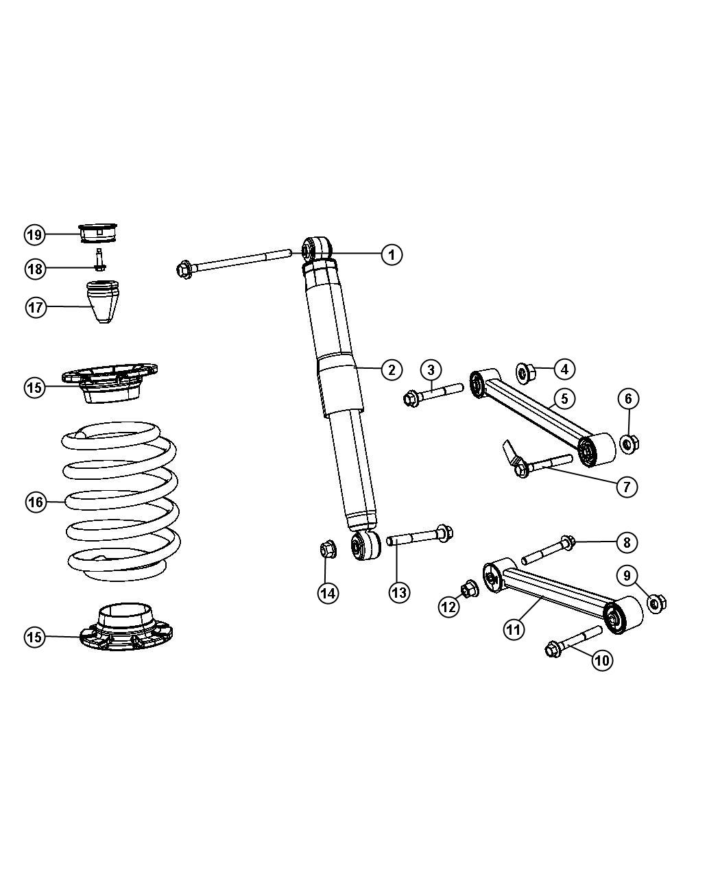 2007 jeep wrangler front suspension diagram wiring for doorbell transformer jk 28 images