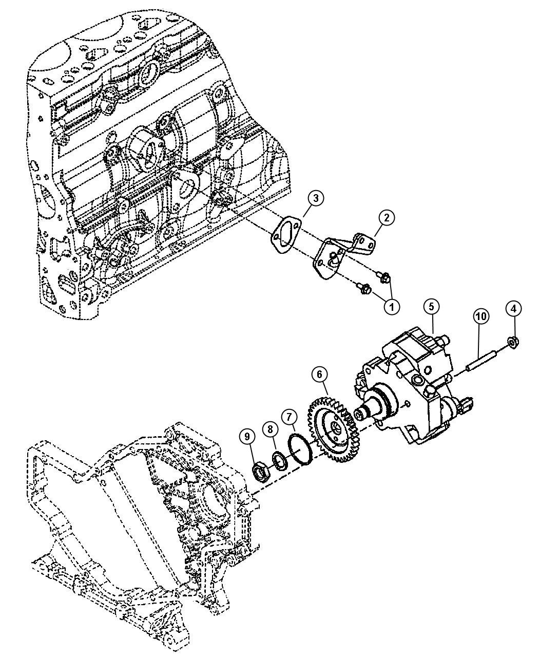 Dodge Cummins Serpentine Belt Diagram Pictures To Pin