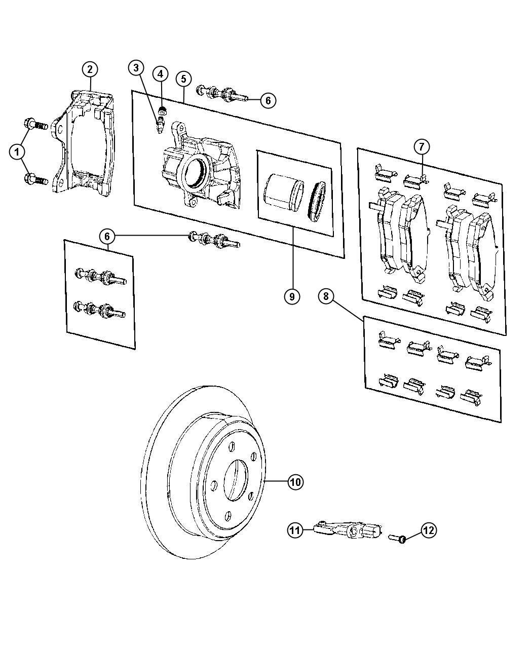 Dodge Rear End Noise