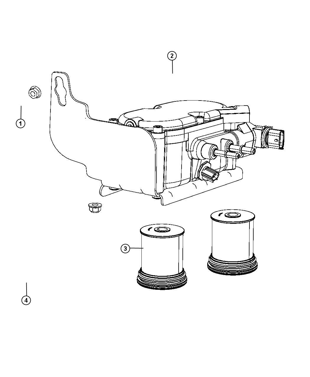 Fuel Filter and Water Separator