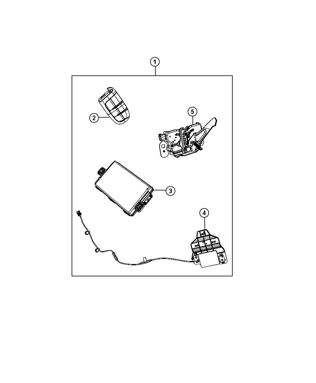 Jeep Compass Remote Start Complete