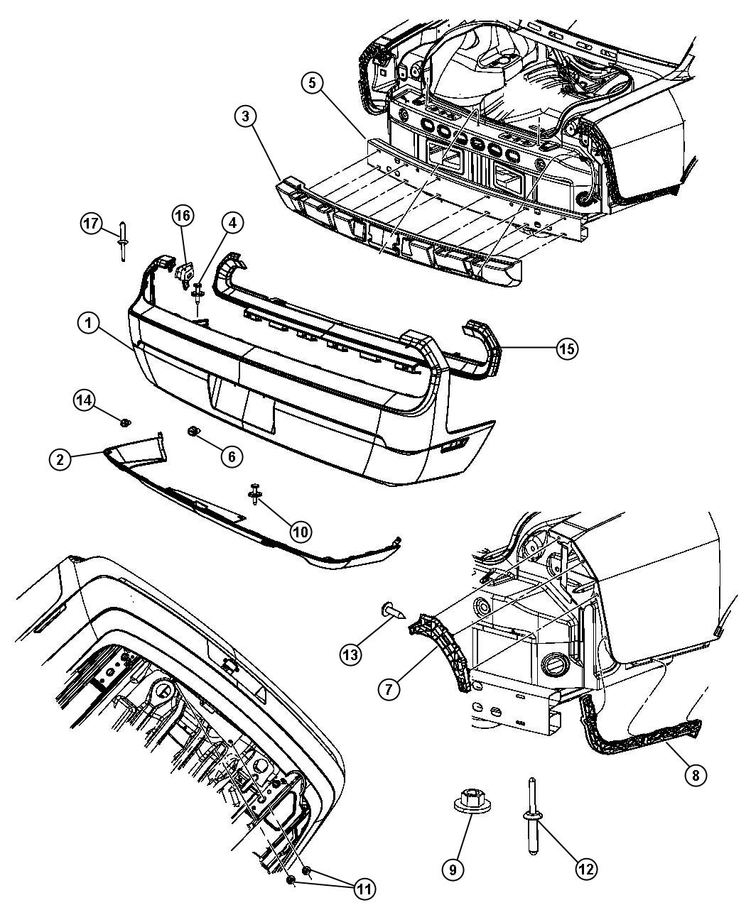 Dodge Challenger Front Fascia. new primered front bumper