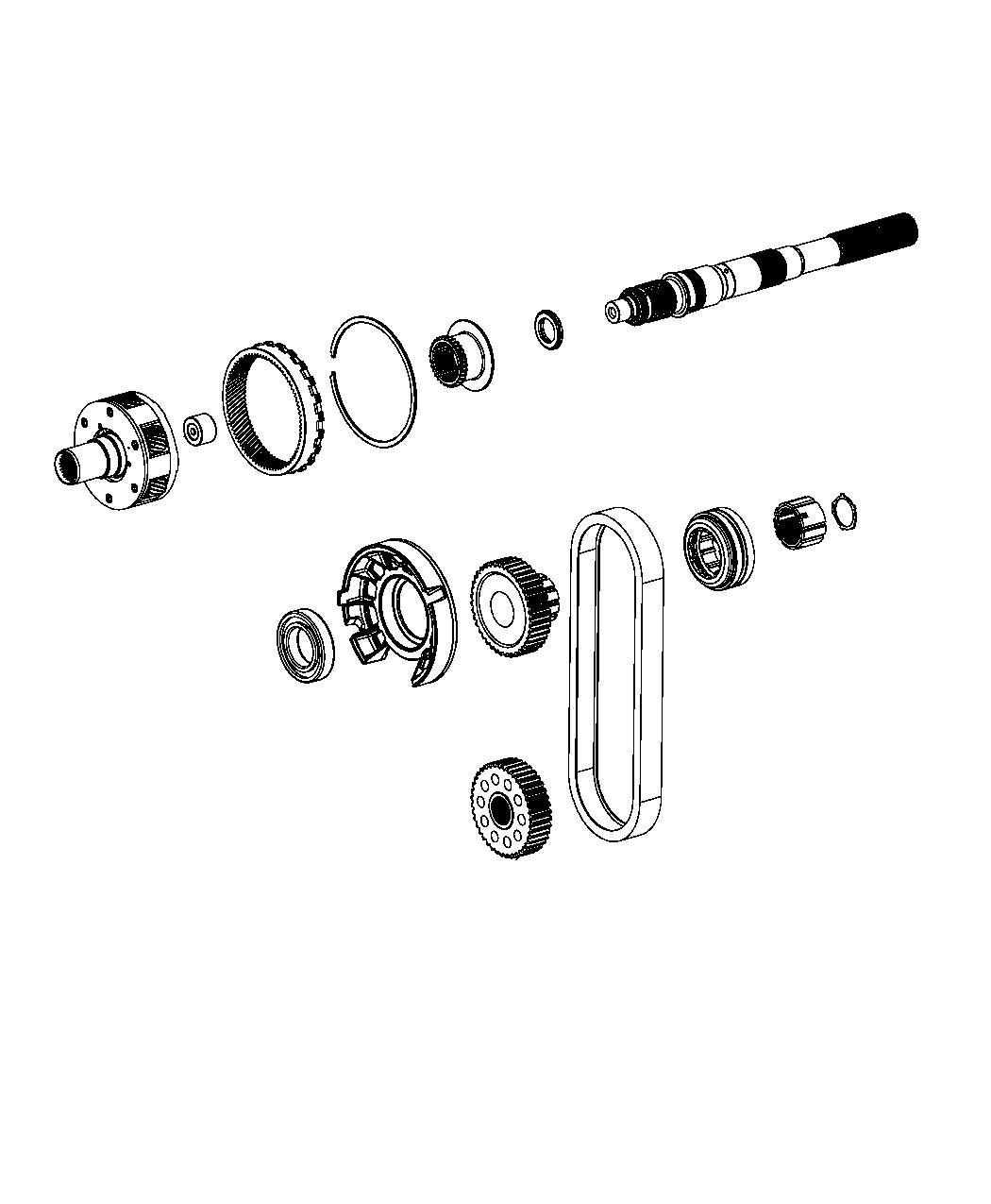 Ram Gear Input