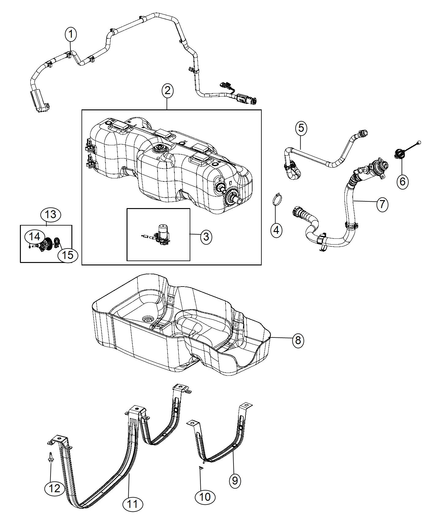 Ram Injector Injector Kit Modulesel Exhaust