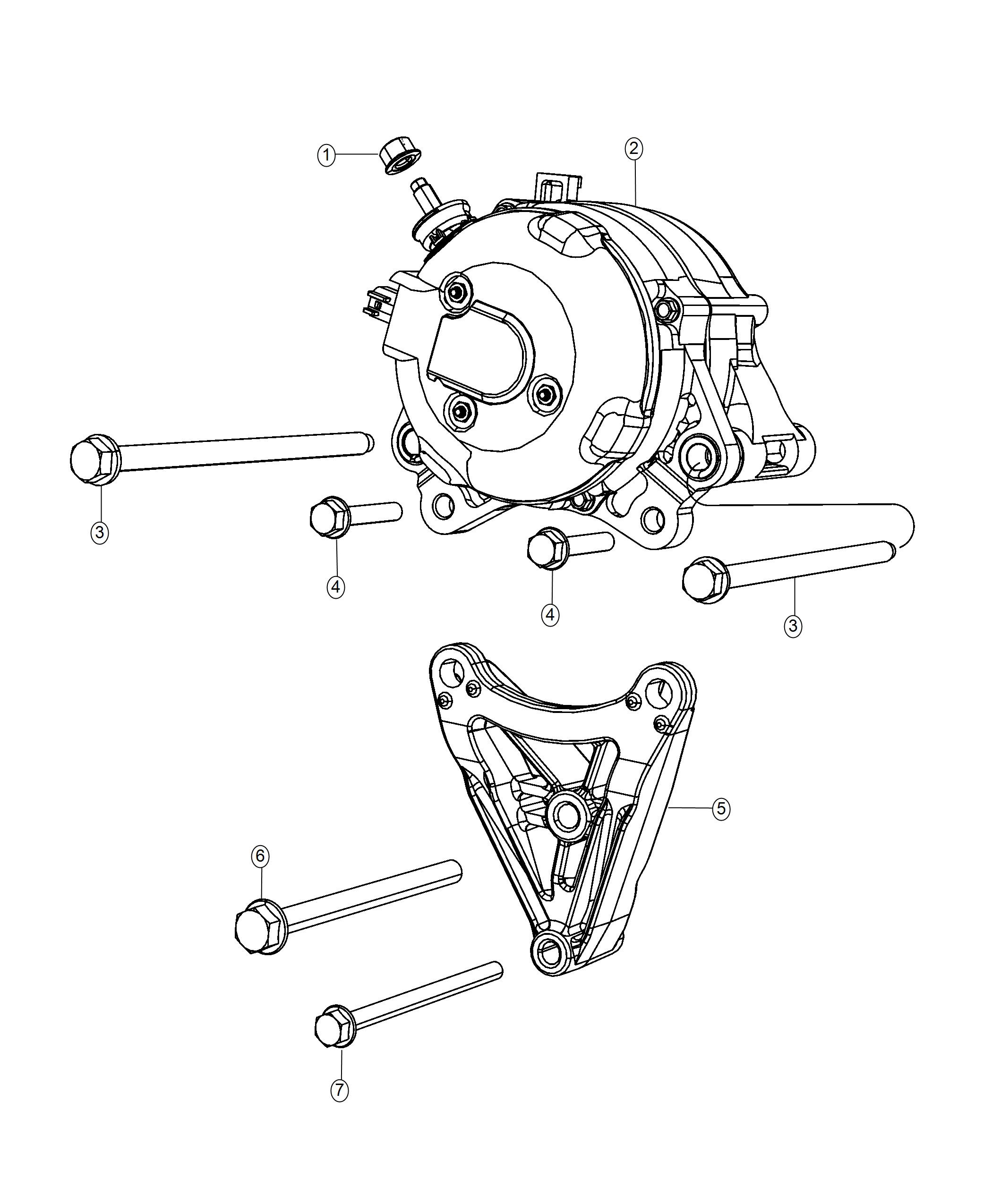 Jeep Wrangler Generator Engine