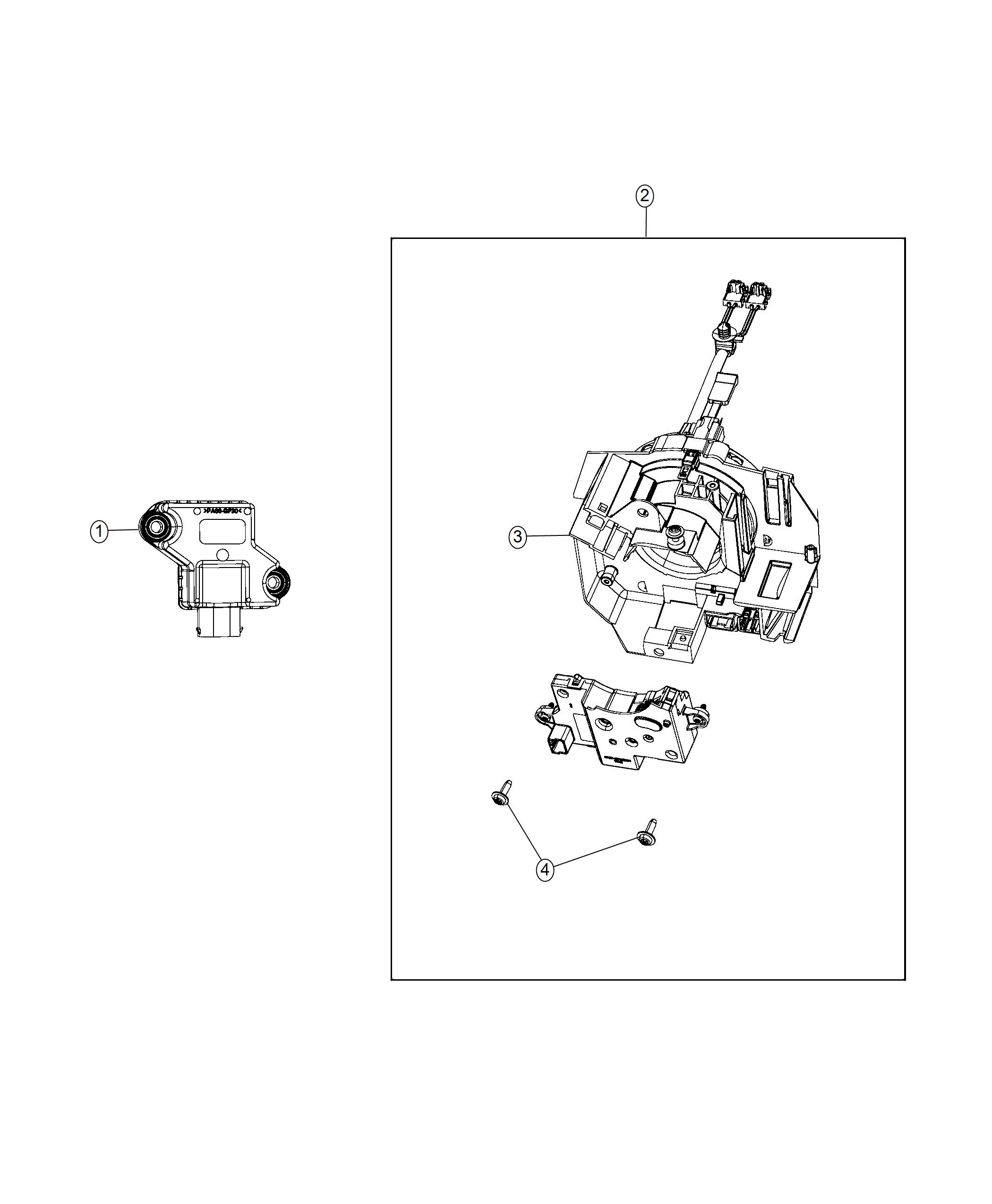 Dodge Ram 2500 Sensor. Dynamics. Used for: lateral