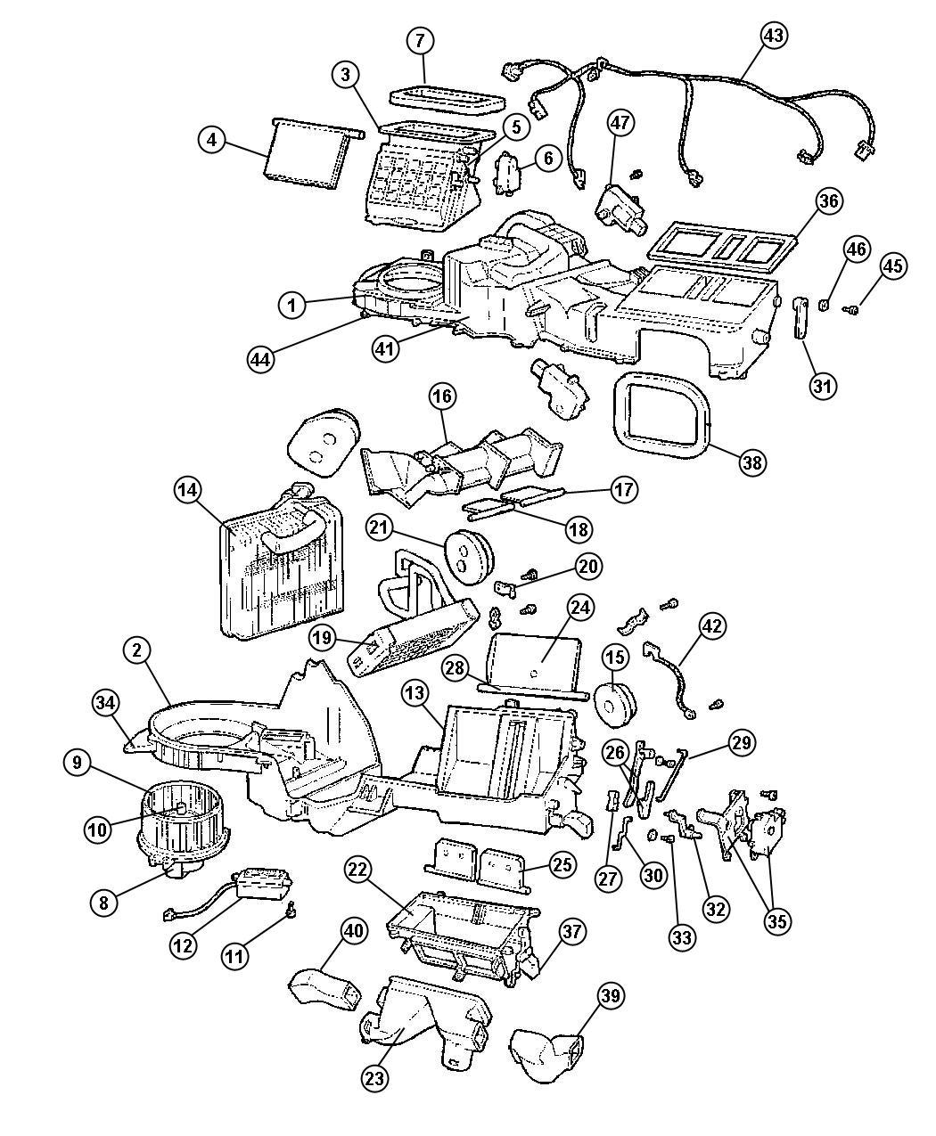 hight resolution of engine diagram chrysler sebring touring v6 2 7l get free 2002 chrysler sebring engine ground wire diagram 1999 chrysler sebring engine diagram