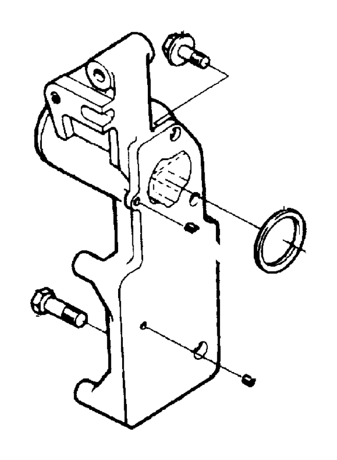 Thermostat and Related Parts, 6.7L [6.7L I6 Cummins Turbo