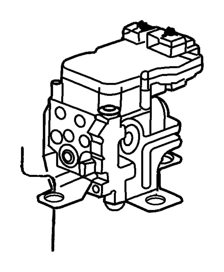 Dodge Ram 3500 Nut. Hex flange lock. M8x1.25. Mounting