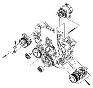 55037539AA  MOPAR Heater Engine Viscous heater | Factory Chrysler Parts, Bartow Fl