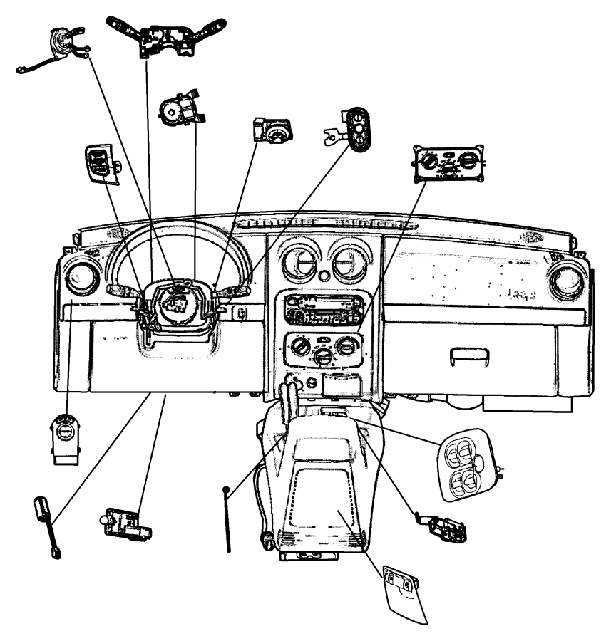 Jeep Liberty Clockspring. Genmultistagehorns, notespeed