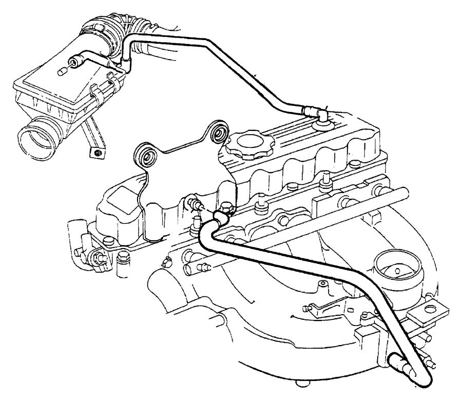 WIRING 2002 Jeep Wrangler Vacuum Hose Diagram Full HD