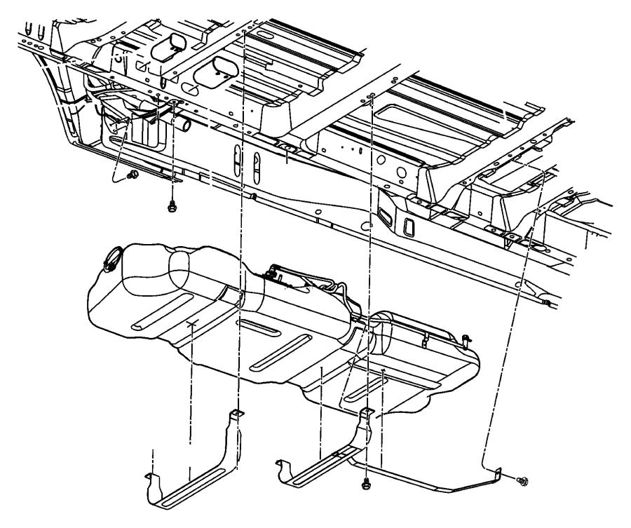 Suspension Rail Mounting