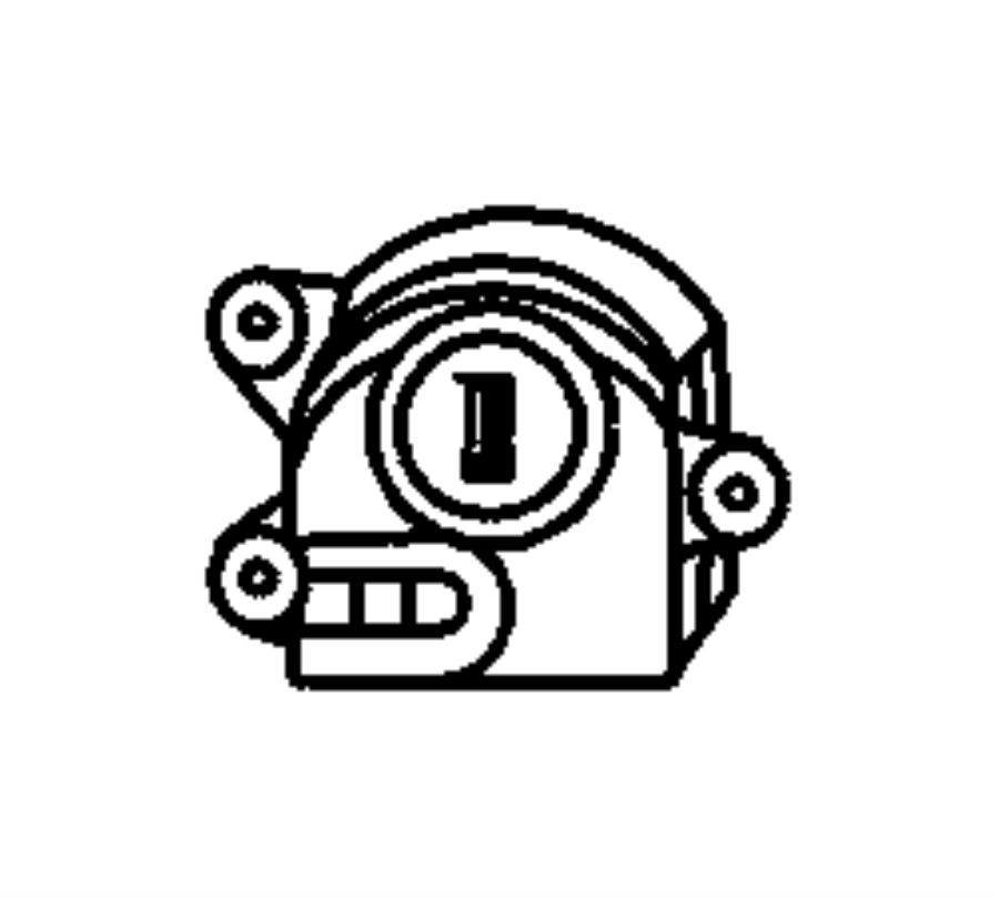 Dodge Ram 1500 Switch. Passenger airbag disarm. [advanced