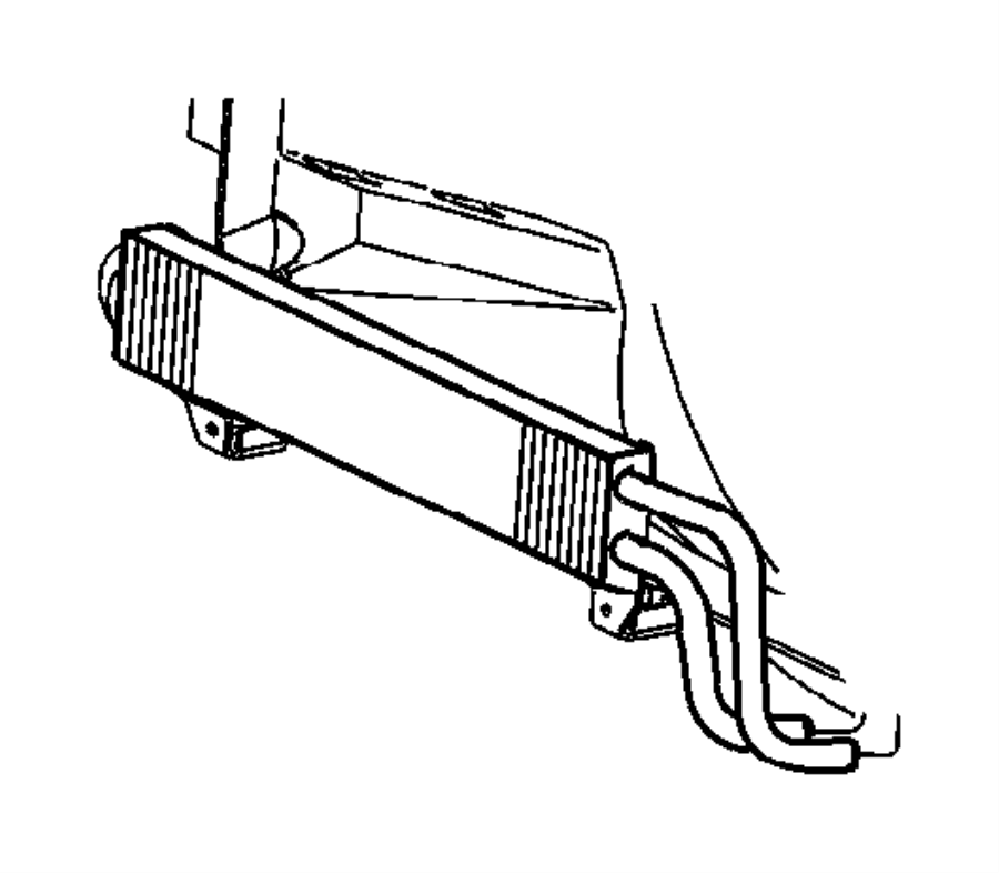 Dodge Ram 1500 Cooler. Power steering. Hosespower