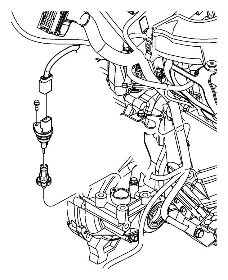 1997 Dodge Neon 2-DR 2.0L I4 DOHC 16V SMPI, 5-Speed Manual