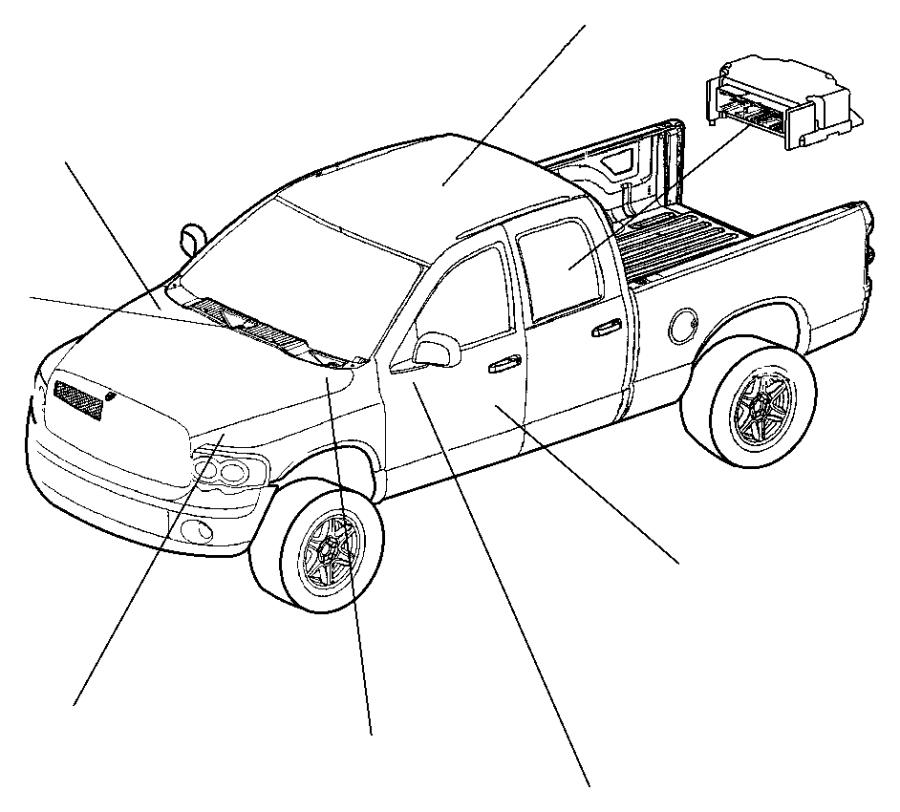 98 Dodge Ram 1500 Factory Radio Wiring Diagram