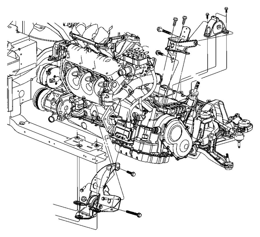 545rfe Transmission Diagram