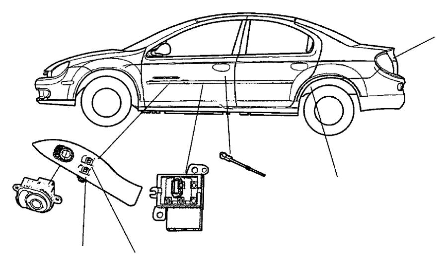 Dodge Ram 1500 Bezel. Driver, driver side, left. Power