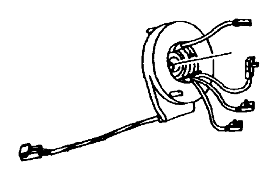 [DIAGRAM] 1999 Jeep Grand Cherokee Clock Spring Wiring