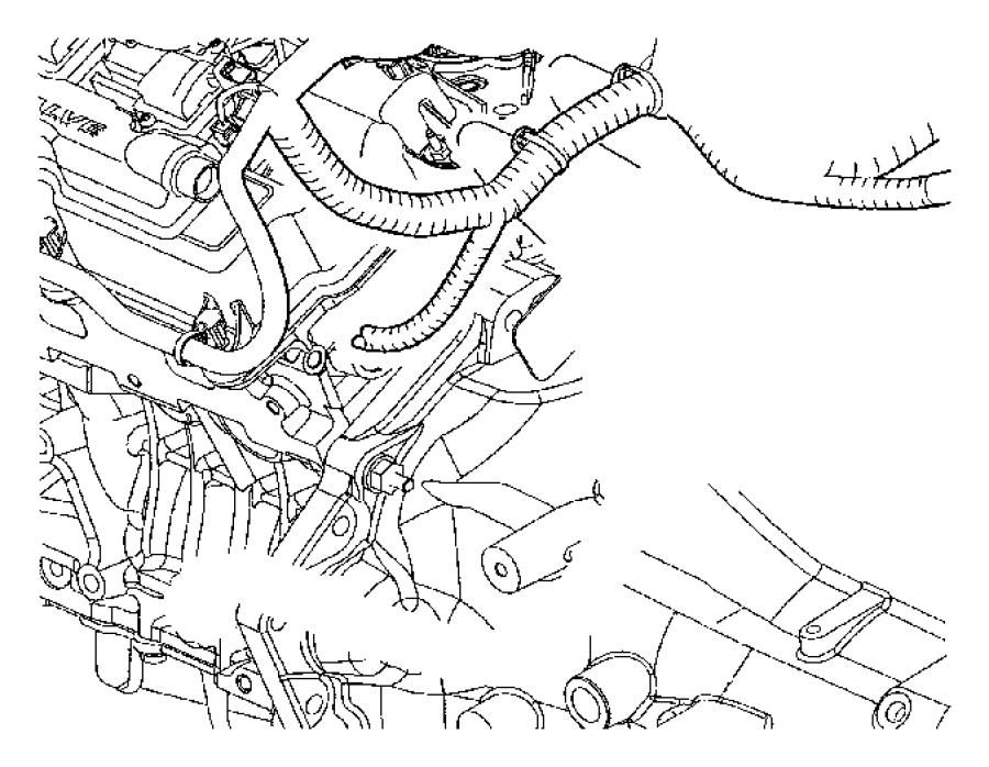 Chrysler 300 LX RWD, 2.7L V6 DOHC 24 Valve MPI, 4-Spd