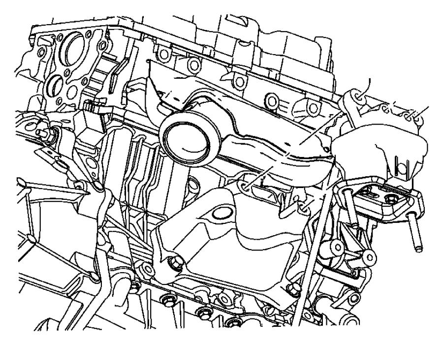 01 international 7 0 belt diagram