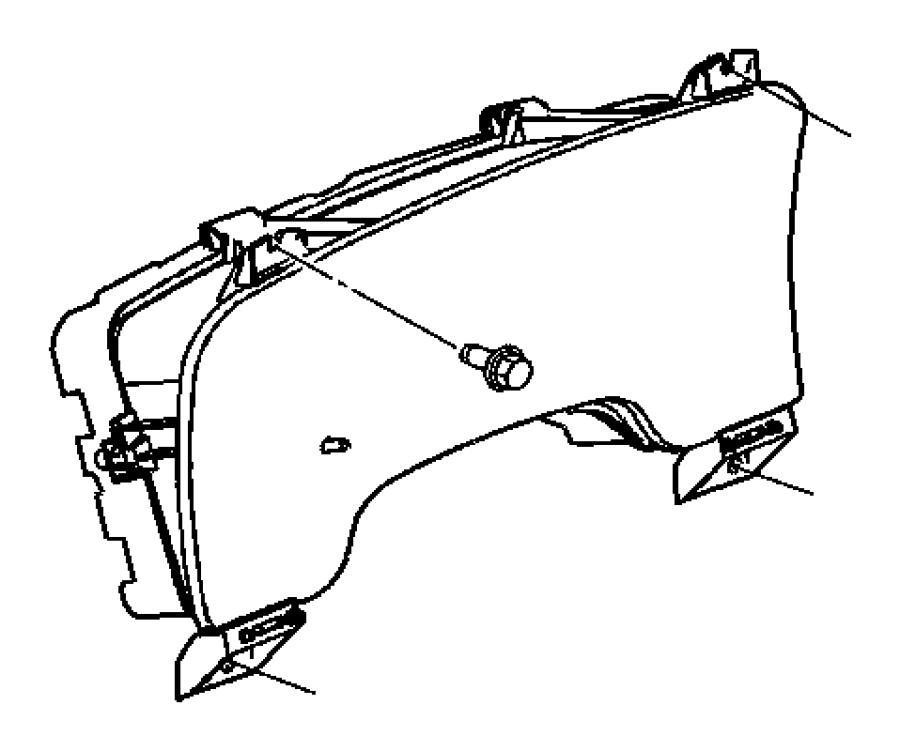 2006 Dodge Ram 2500 Cluster. [jay, jdc], [x81, jay, jdc