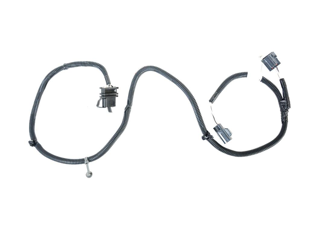 Dodge Magnum Complete Harness, 4-way flat trailer