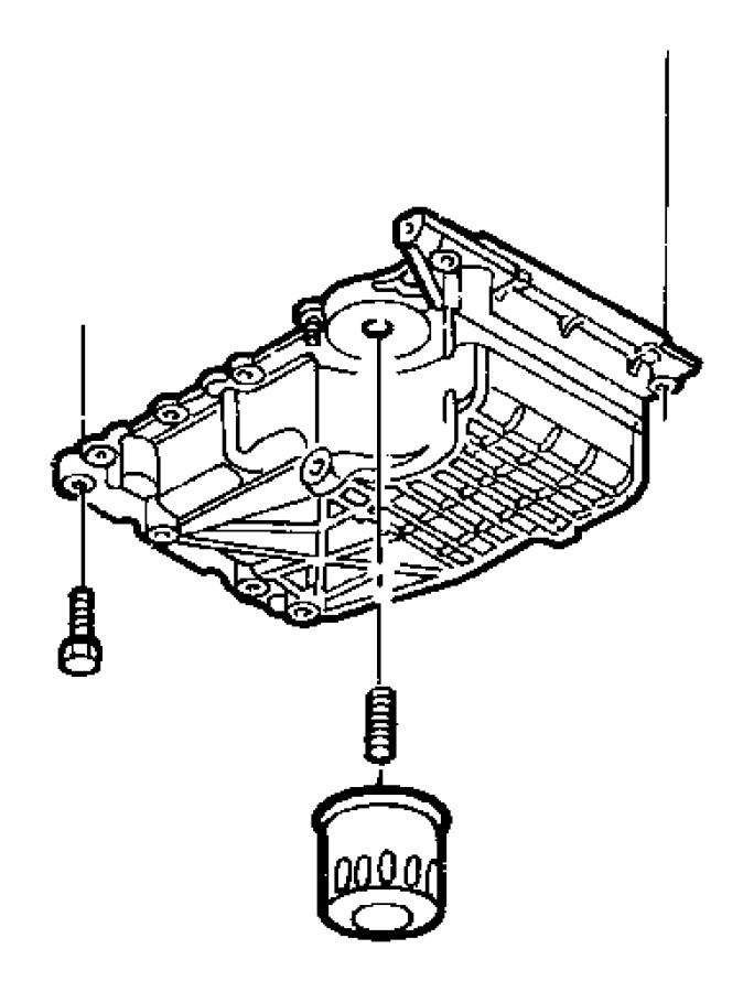 Fuel Filter Mount