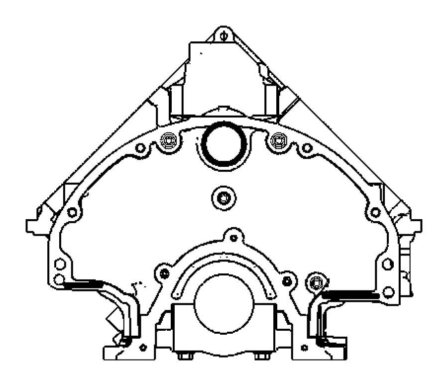 Non Hemi Engine Diagram