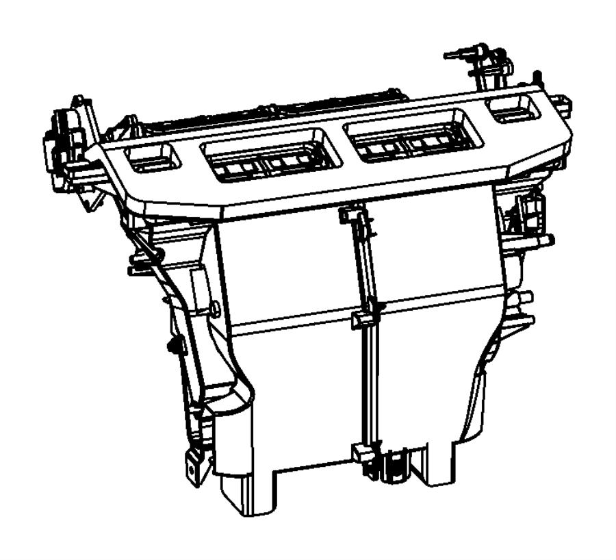 Search 2005 Dodge Durango Air Conditioning & Heat Parts
