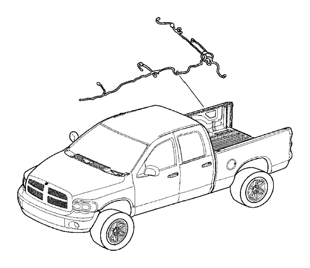 Dodge Ram Wiring Chassis Nfh