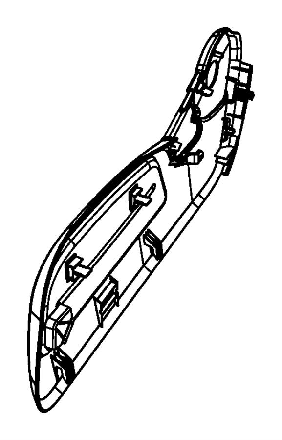 2007 Dodge Nitro Shields, Right Hand Drive, Drivers Seat