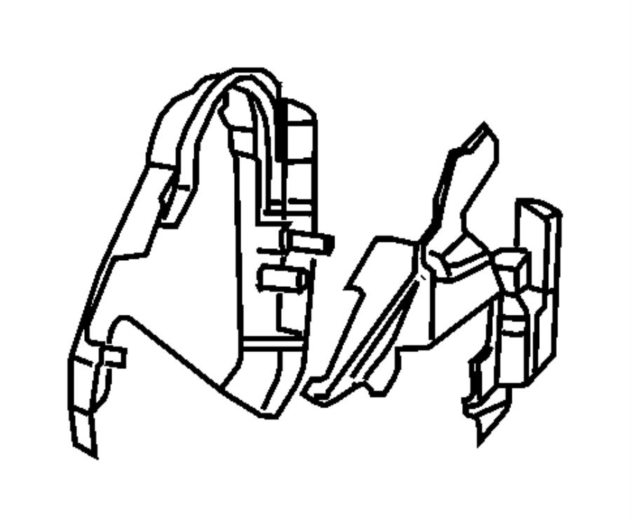 2012 Jeep Liberty Shield. Seat, seat adjuster. Trim