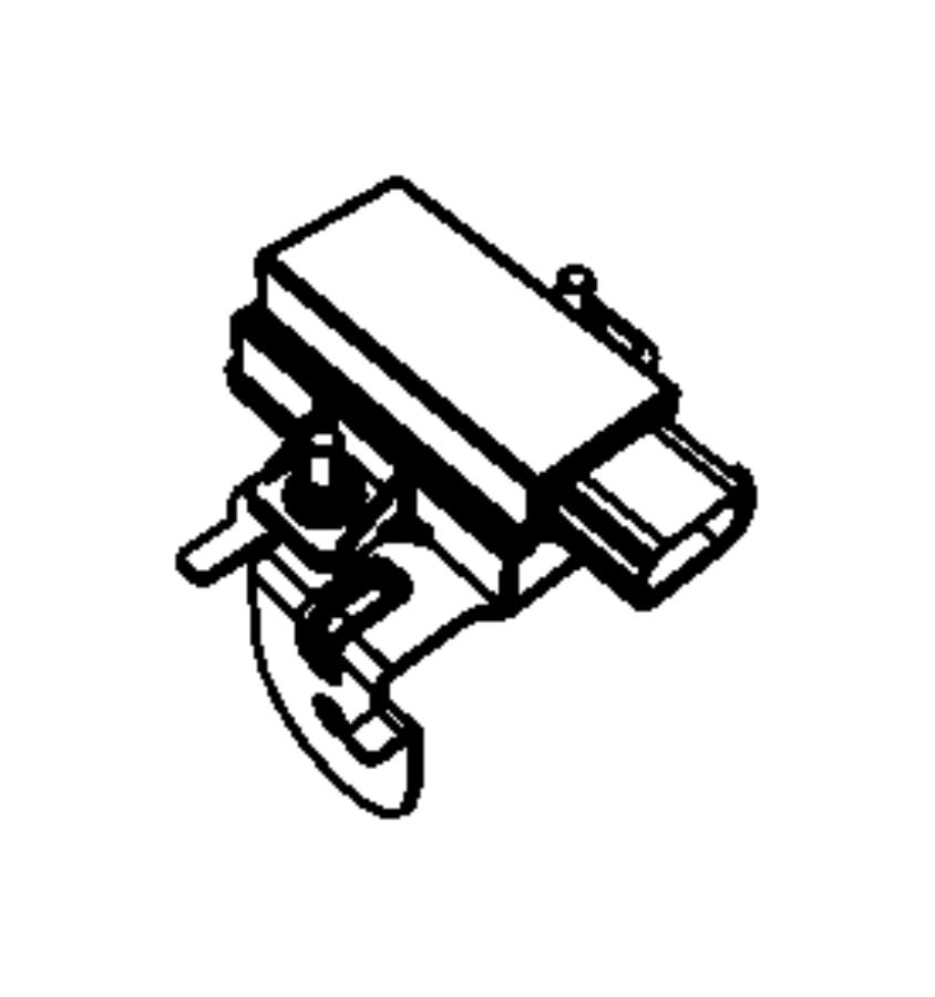 Dodge Nitro Module, trigger. Tire pressure, tire pressure