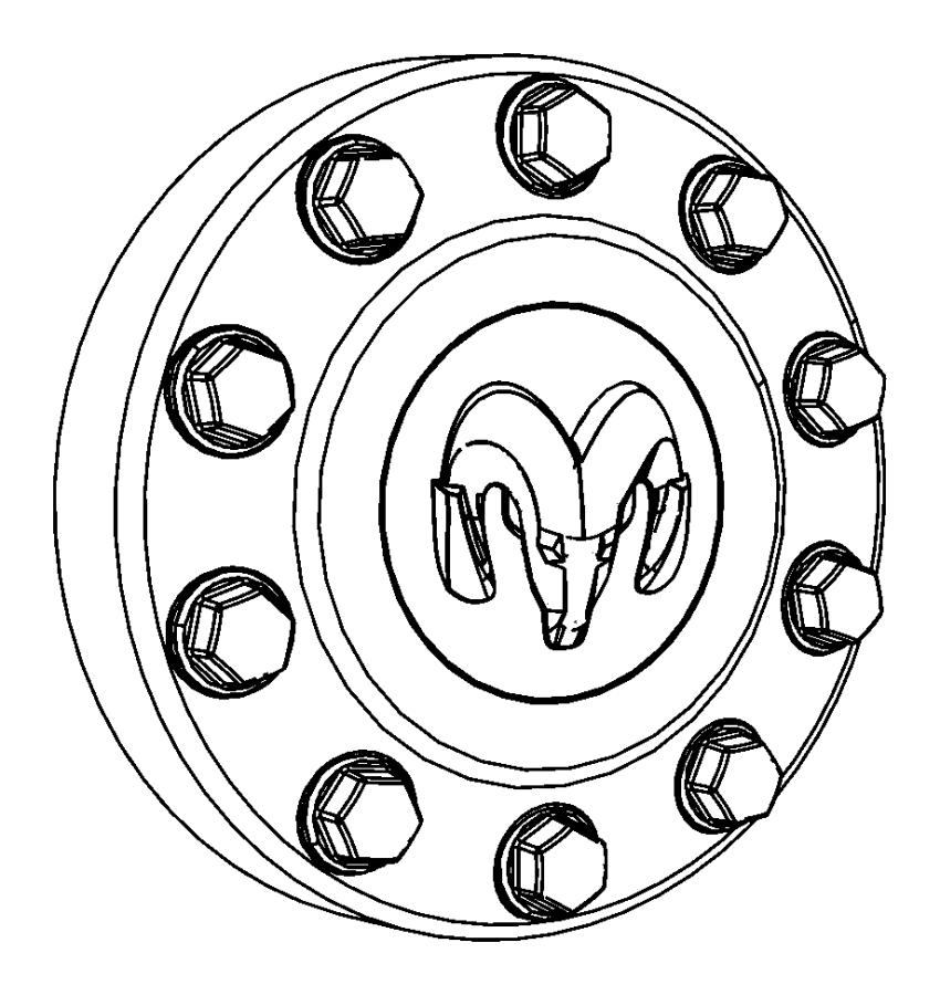 Dfd Wheel Center Caps 002 1