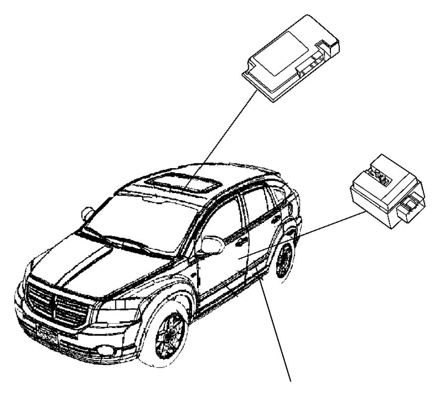 2012 Jeep Module. Telematics, u connect. Hfm, those