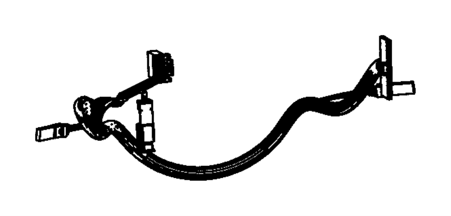 2014 Dodge Charger Wiring. Steering wheel. Trim: [no